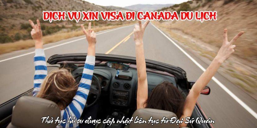 visa canada du lịch